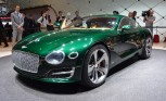 Bentley EXP 10 Speed 6 Styling to be Altered