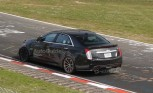 2016 Cadillac CTS-V Smashed Up During Nürburgring Testing