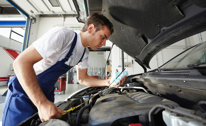 The 10 Most Common Reasons Your Check Engine Light is On » AutoGuide