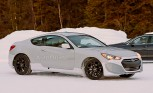 2017 Hyundai Genesis Coupe Could use 480-HP Twin-Turbo V6