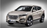 2016 Hyundai Tucson Shows New Face in NYC