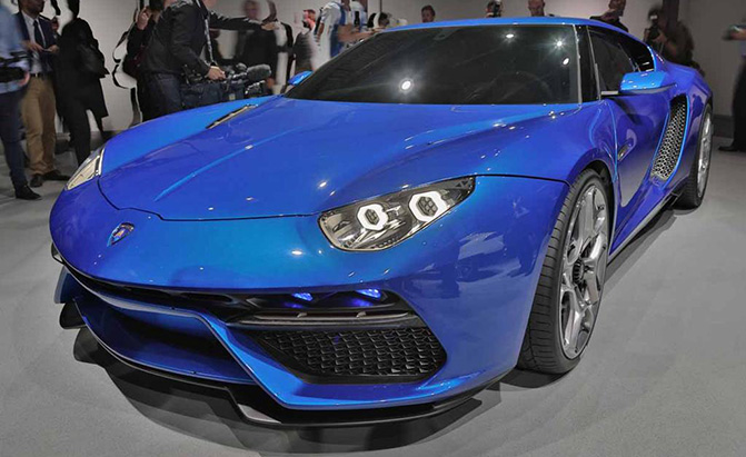 Cheap Used Cars >> Sub-$200K Lamborghini Model Unlikely » AutoGuide.com News