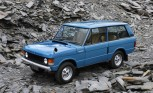 Land Rover Launching Heritage Division