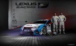 Lexus RC F GT3 Heading to 24 Hours of Nürburgring