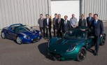 Lotus Production Hits 40,000-Unit Milestone