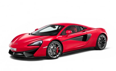 McLaren 540C Unveiled in Shanghai with 533 HP