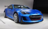 Subaru STI Performance Concept Video, First Look