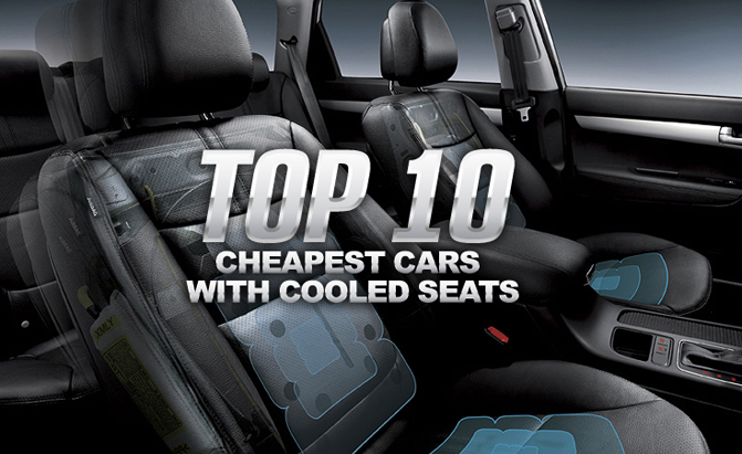 Vehicles With Cooled Seats Vehicle Ideas