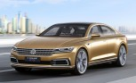 Volkswagen C Coupe GTE Debuts in China