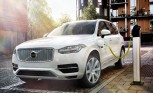 Volvo's Future Models Will All Go Hybrid
