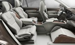 Volvo XC90 Lounge Console Exudes Luxury