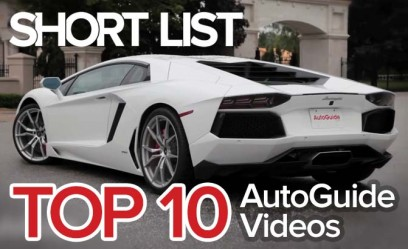 Top 10 Best YouTube Videos from AutoGuide.com