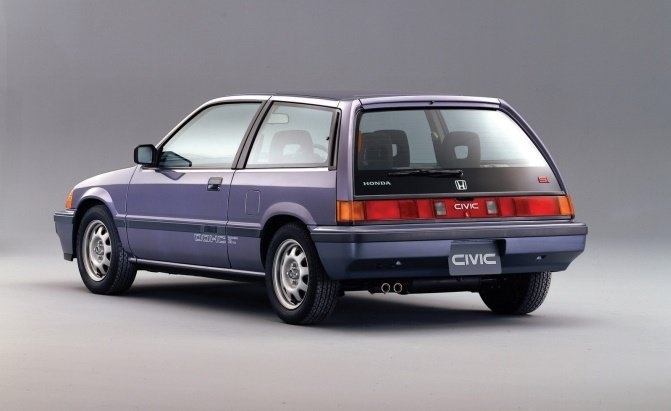 1984 Honda Civic Si