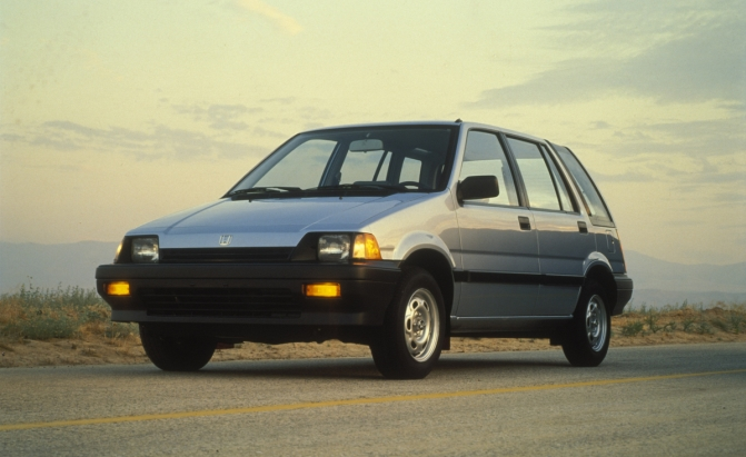 Top 10 Honda Civics Of All Time Autoguide News