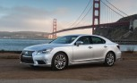 Lexus LS500h Trademarked in Europe