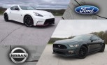 2015 Ford Mustang GT vs. 2015 Nissan 370Z NISMO