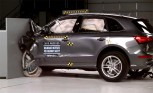 2015 Audi Q5 Named IIHS Top Safety Pick+