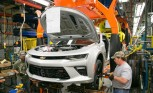 GM Investing $175M to Prepare Lansing Plant for 2016 Camaro Production