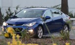2016 Chevy Cruze Spy Photos Reveal New Style
