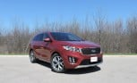 2016 Kia Sorento Limited V6 Review