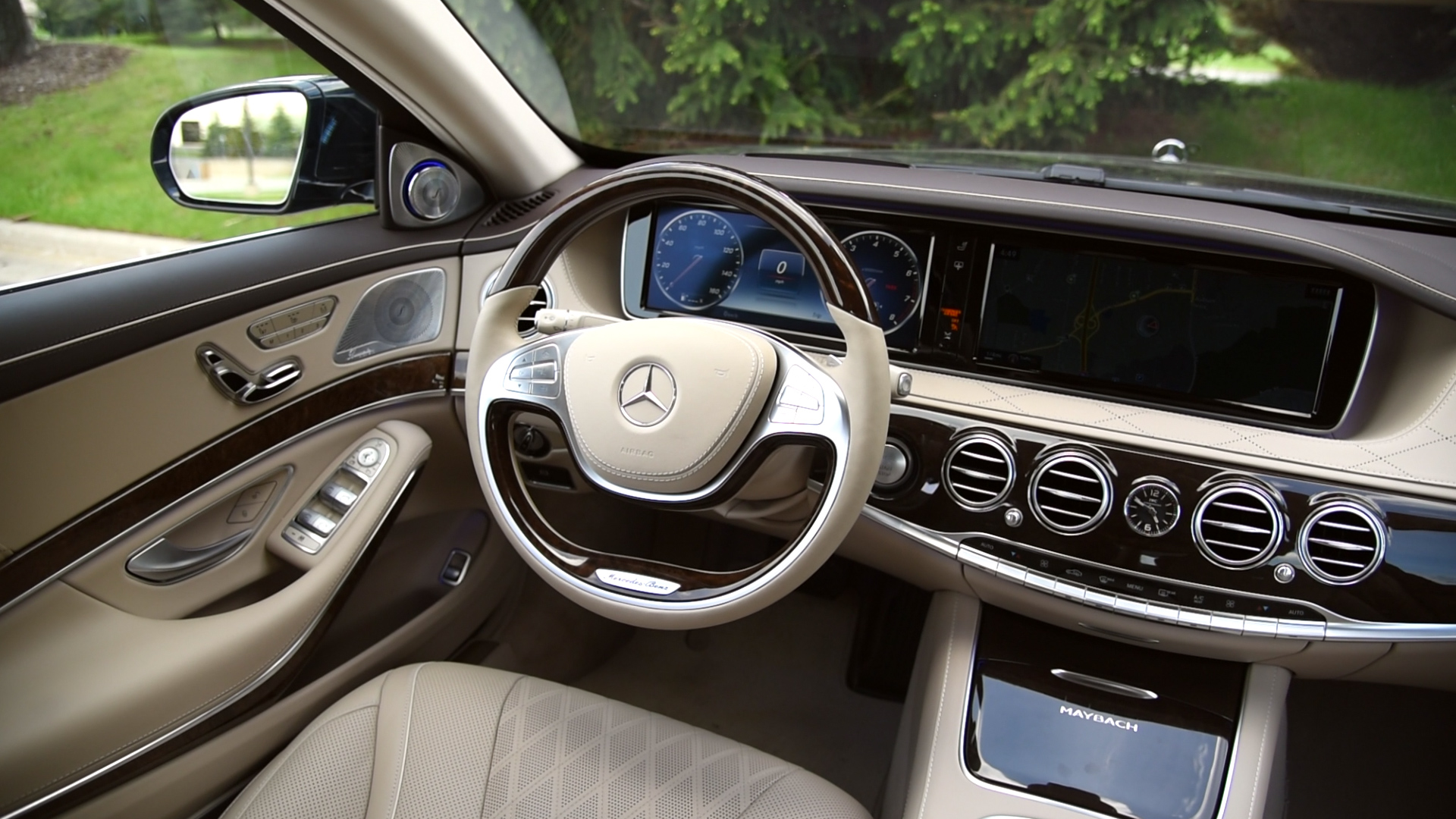 2016 mercedes maybach s600 review news for Mercedes benz maybach interior