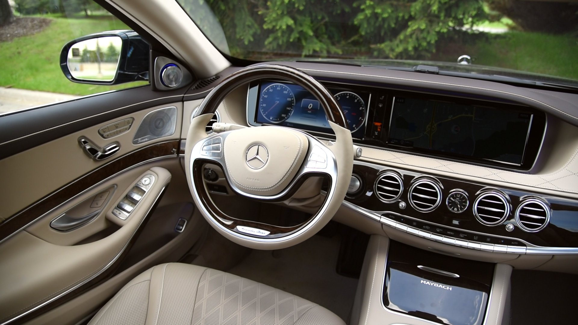 2016 mercedes maybach s600 interior 01