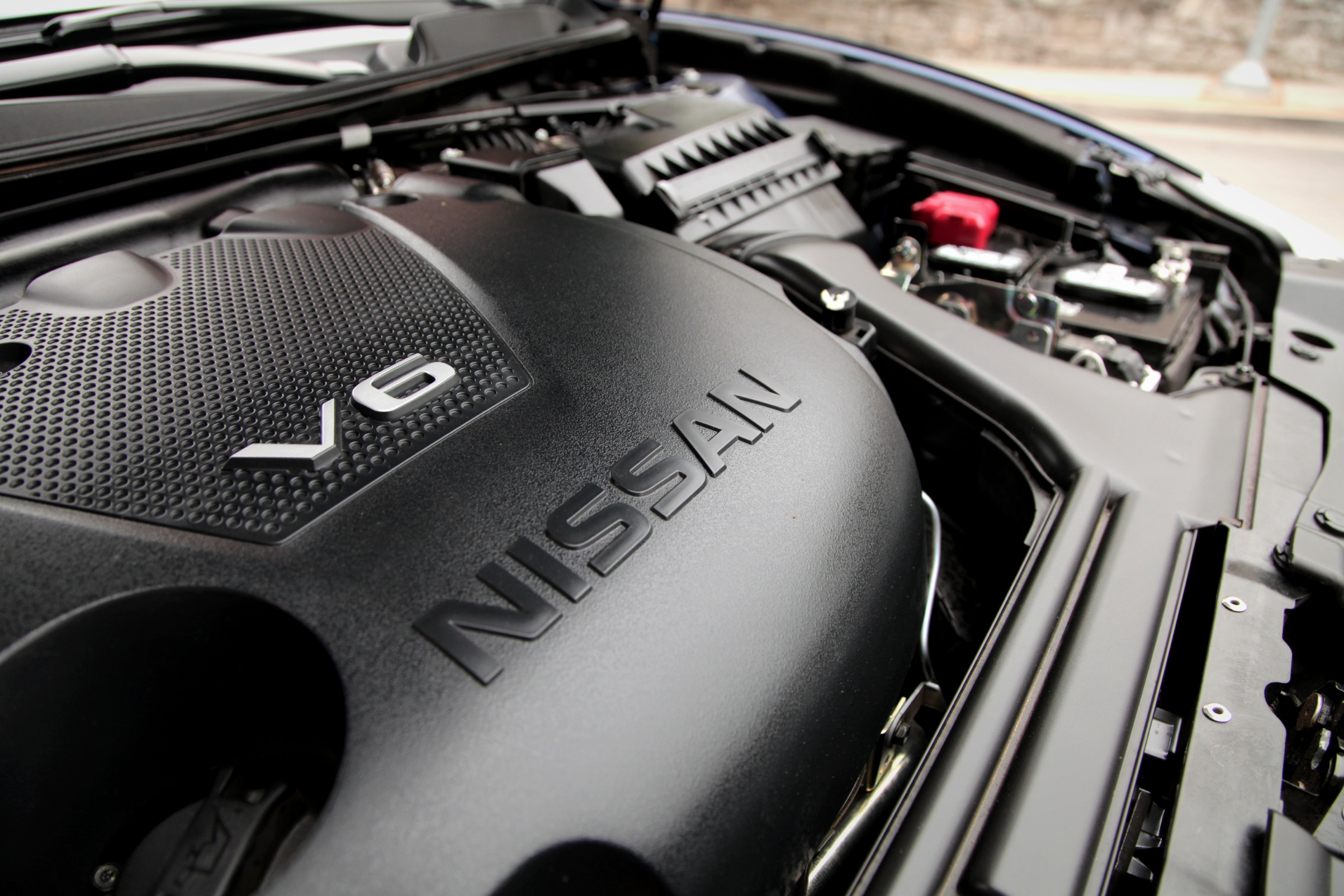 2016 Nissan Maxima Review Engine