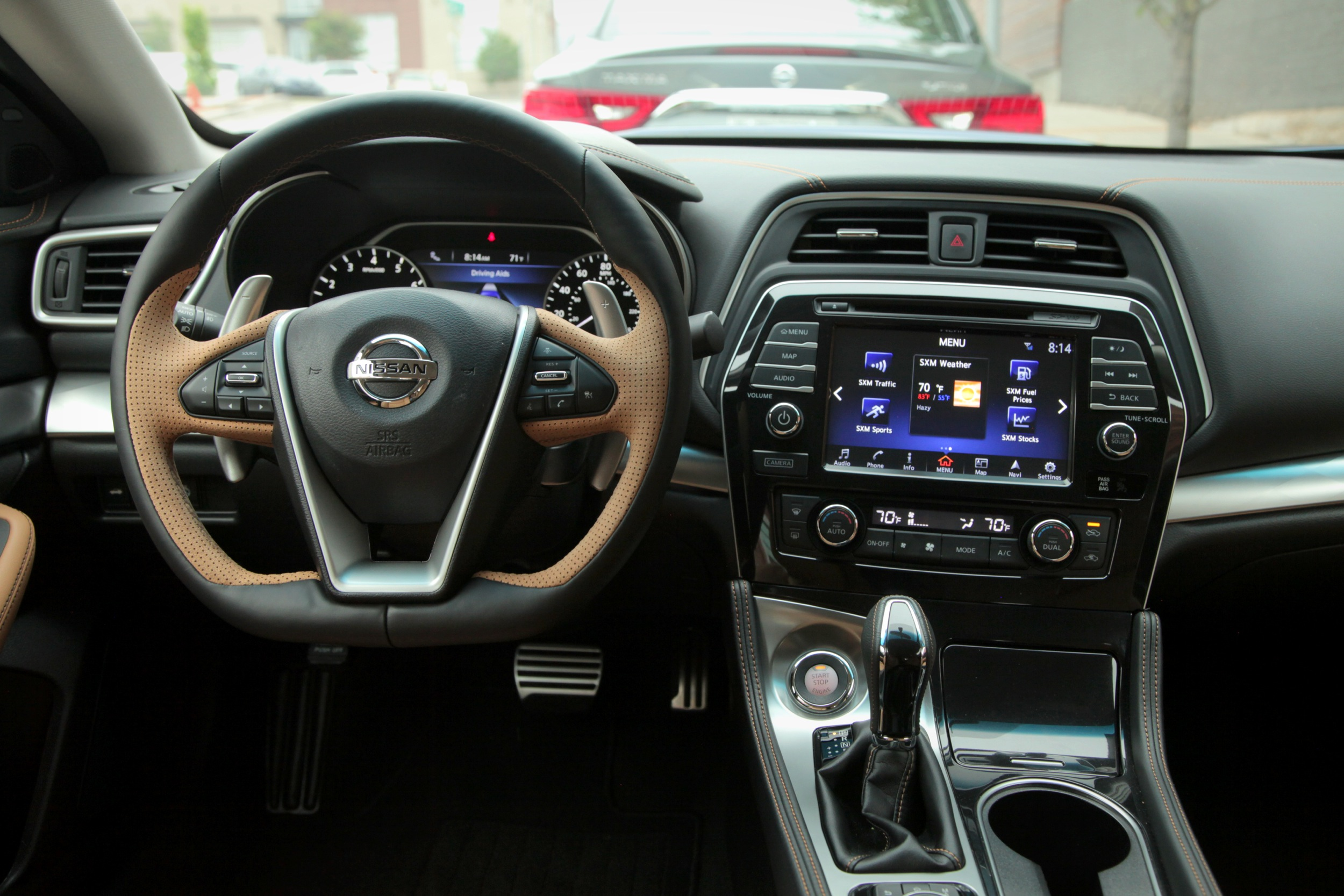Superb 2016 Nissan Maxima Interior 07 Design Inspirations
