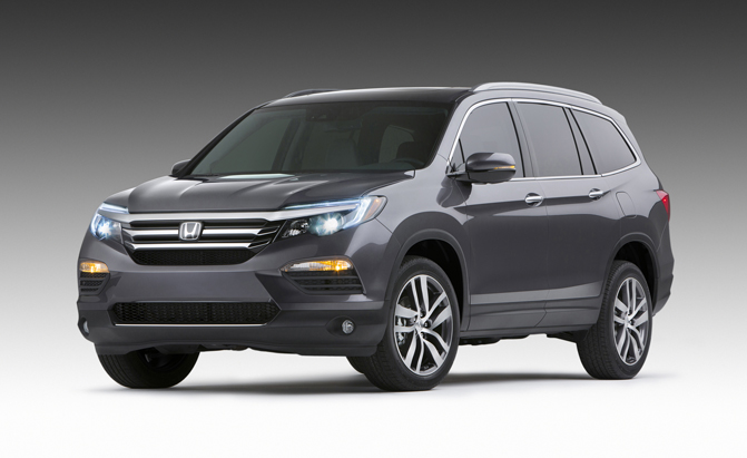 2016 honda pilot price from 30 875. Black Bedroom Furniture Sets. Home Design Ideas