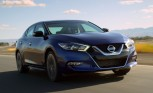 2016 Nissan Maxima SR Bests BMW, Audi on the Track