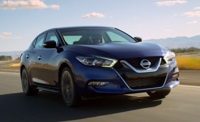 Nissan Almost Axed the Maxima
