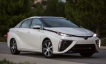 Toyota Hydrogen Fuel Cell Breakthrough Announced