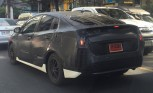 2016 Toyota Prius Spied in Thailand