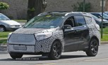 2016 Ford Escape Spy Photos Show Edge Style