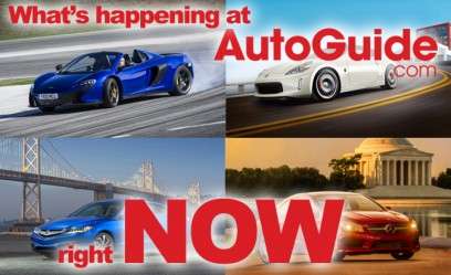AutoGuide Now For The Week of May 4