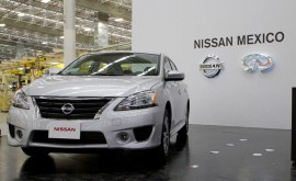 Nissan Mexicana Opens Third Plant, Boosts Production for Sentra