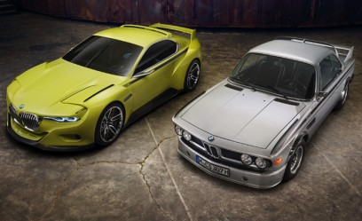 BMW 3.0 CSL Hommage Concept Pushes the Limits of Design