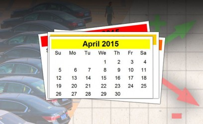 April 2015 Auto Sales: Winners and Losers
