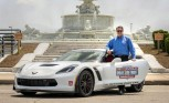 Corvette Z06 to Pace Detroit Belle Isle Grand Prix