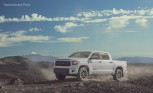 Watch a Toyota Tundra TRD Pro Drive Up a Volcano