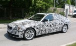 Next BMW M5 Spied in Early Stages of Testing