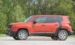 2017 Jeep Patriot Mule Spied Testing with Renegade Body
