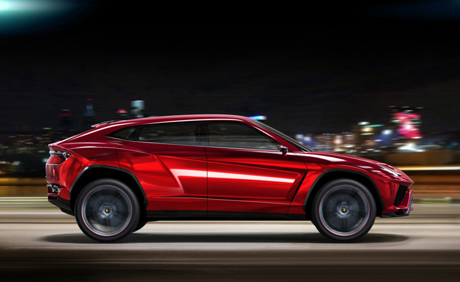 2018 lamborghini suv. perfect suv lamborghiniu0027s suv is finally heading to production in 2018 lamborghini suv