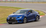 Lexus Three-Row Crossover Wiser than RC Coupe: CEO