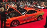 Paul Walker's Fast and Furious Toyota Supra Fetches $185K