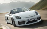 Porsche Developing Next-Gen Cruise Control