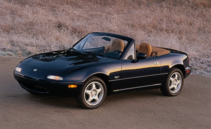 top 10 best mazda mx-5 miata models of all time » autoguide news