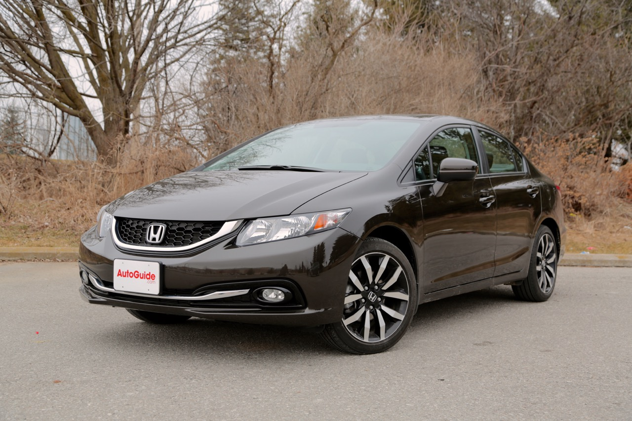 Best Value Auto Sales >> 2015 Honda Civic vs Kia Forte 5 - AutoGuide.com