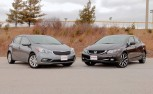 2015 Honda Civic vs Kia Forte 5