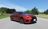 2015 Lexus RC F Road Test
